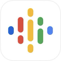 Google podcast icon