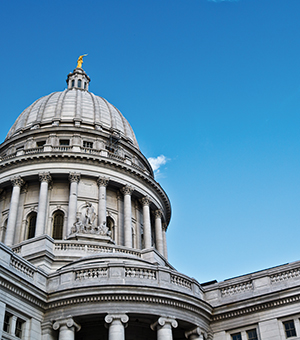 The 2018 Midterm Elections Bring Back Divided Government to Wisconsin