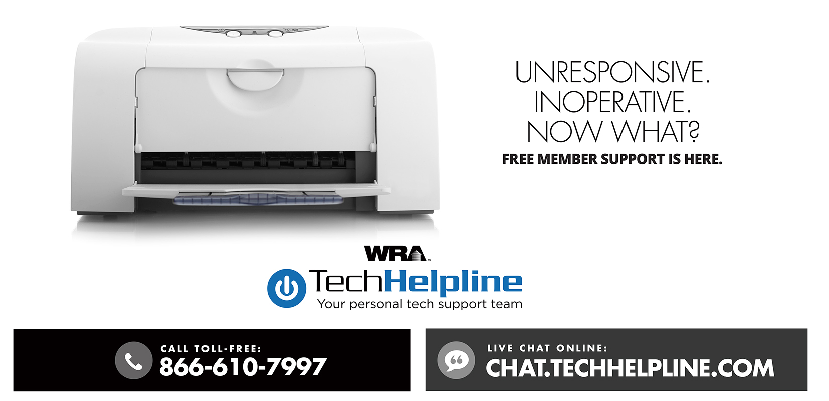 TechHelpline Header