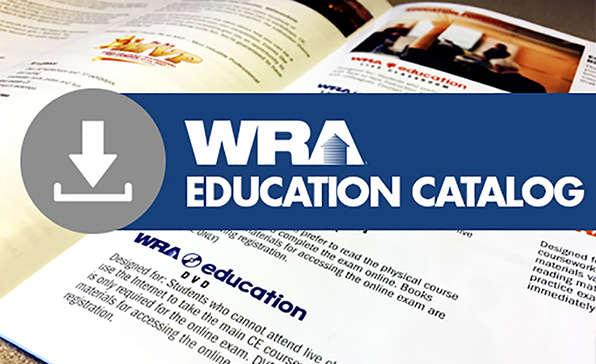 Download WRA Catalog