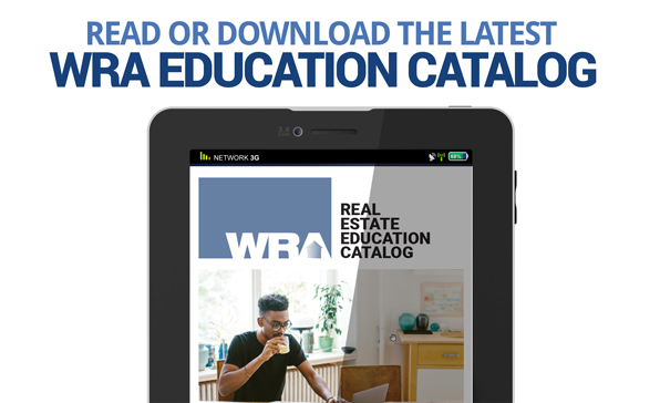 Read or Download the WRA's Latest Education Catalog