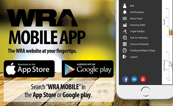 Download WRA's Mobile App